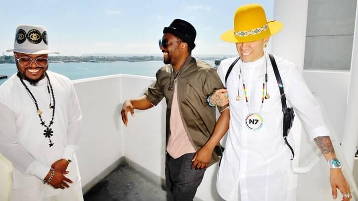 11 lanzamientos recientes que debes escuchar: Black Eyed Peas + Ride + Monsta X y más