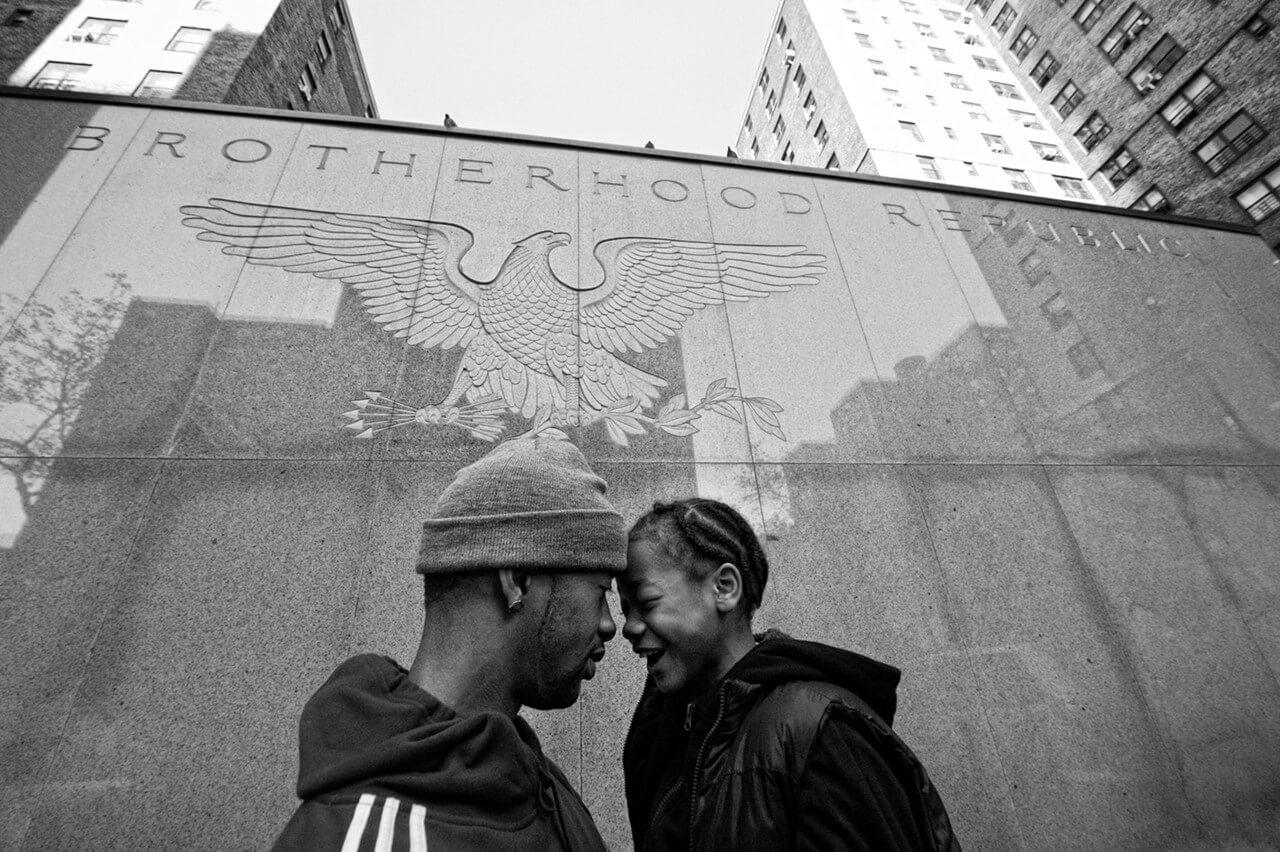 Zun Lee: Fotografías que rompen con los estereotipos del abandono paterno