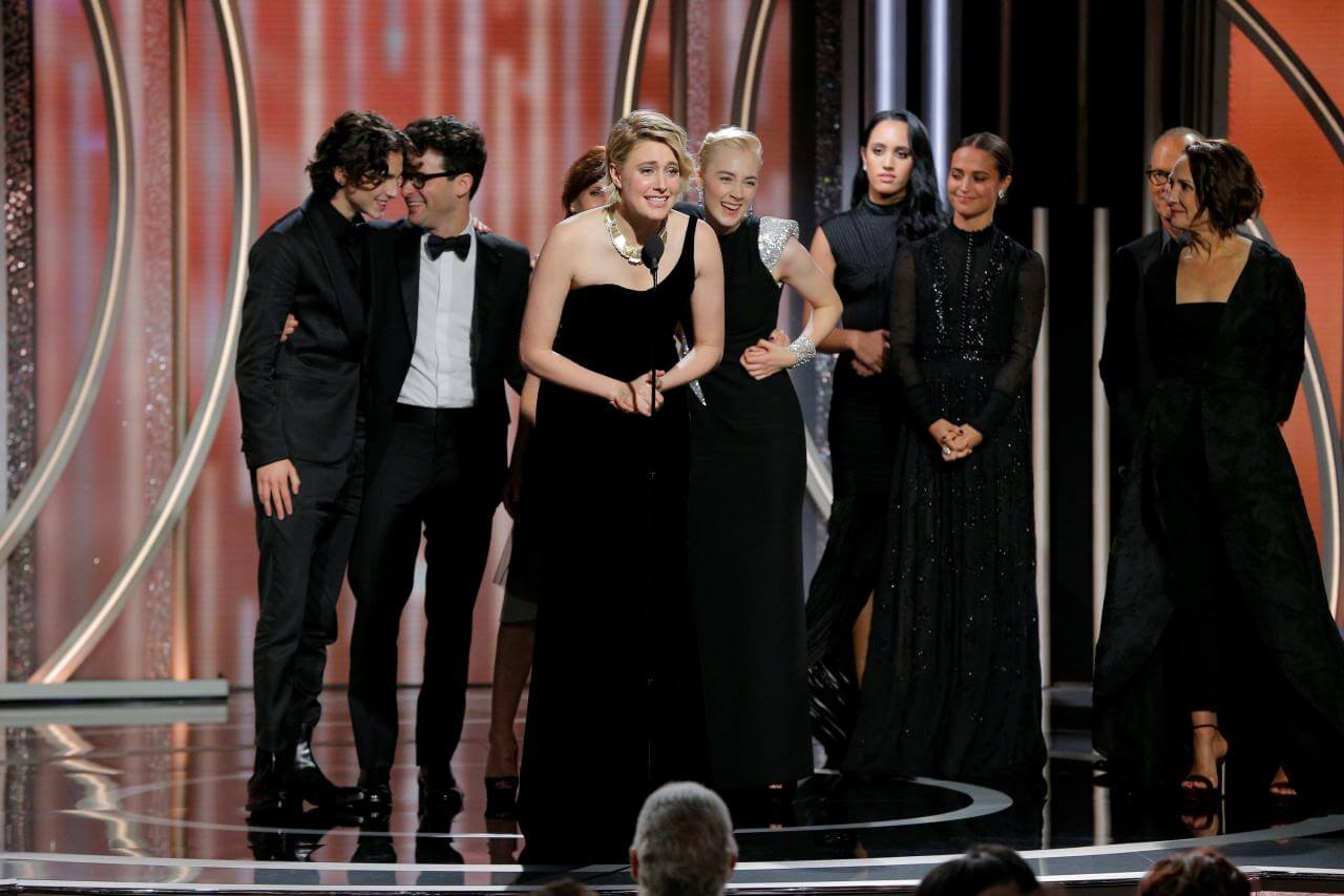 Golden Globes 2018: Los 7 mejores momentos de una ceremonia feminista e imperfecta