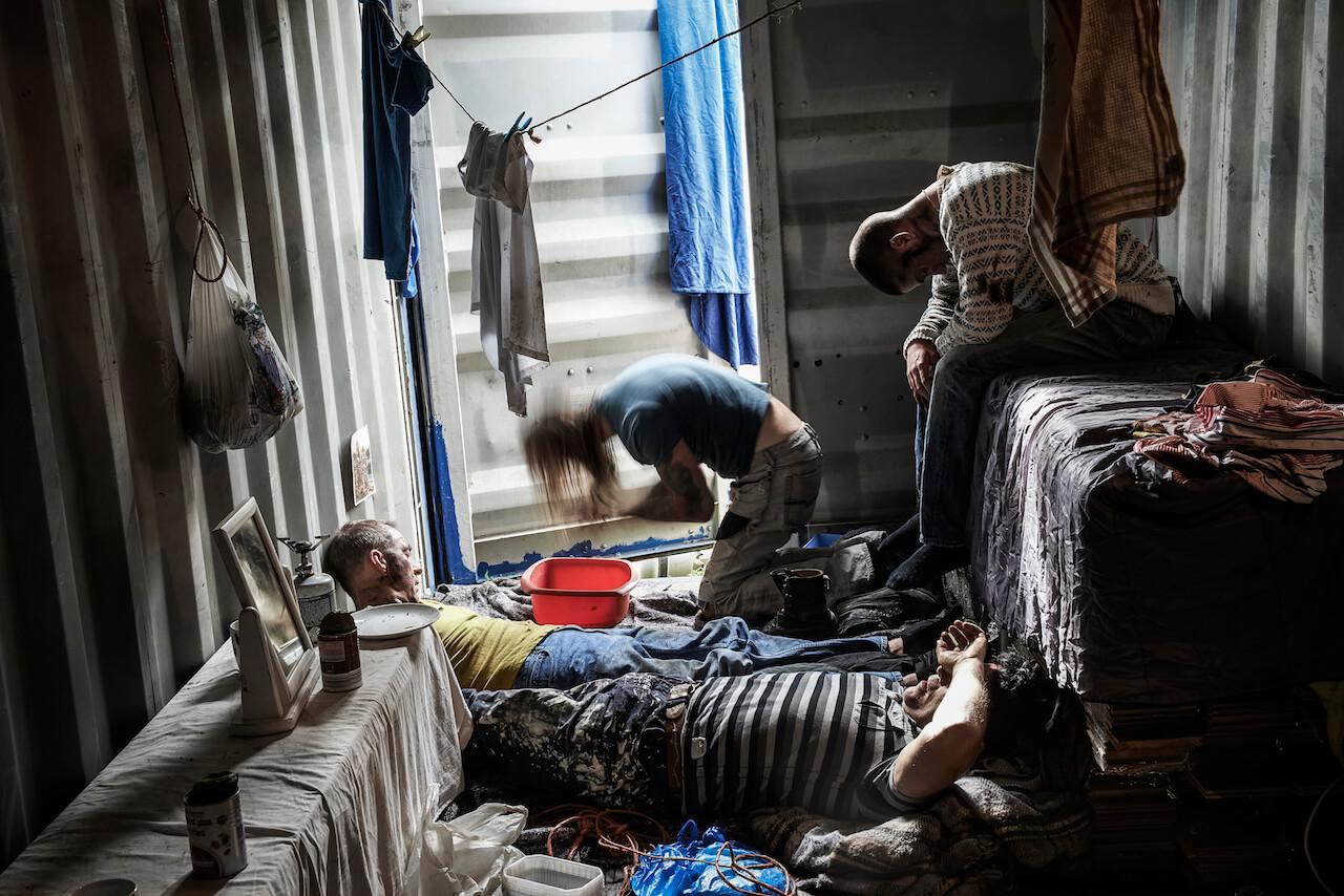 Invisible People. Fotografía: Rory Carnegie