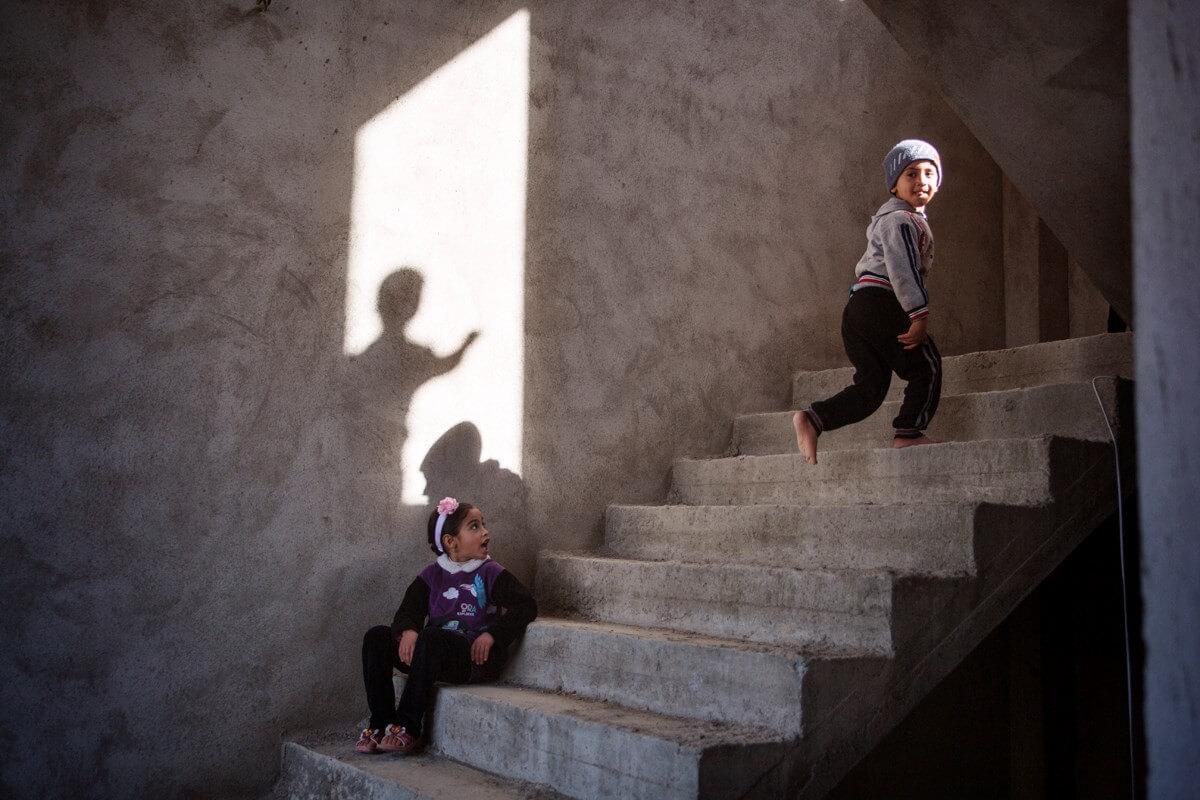 """""""Over My Eyes"""": La belleza de las historias de Iraq escondidas detrás de la guerra y el conflicto"""
