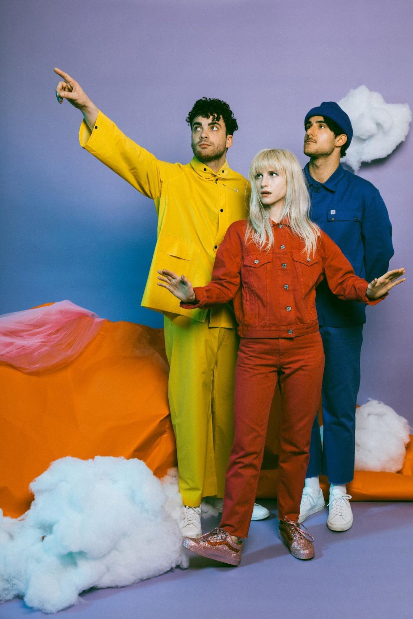 6 lanzamientos recientes que debes escuchar: Paramore + Matt and Kim + Col3trane y más
