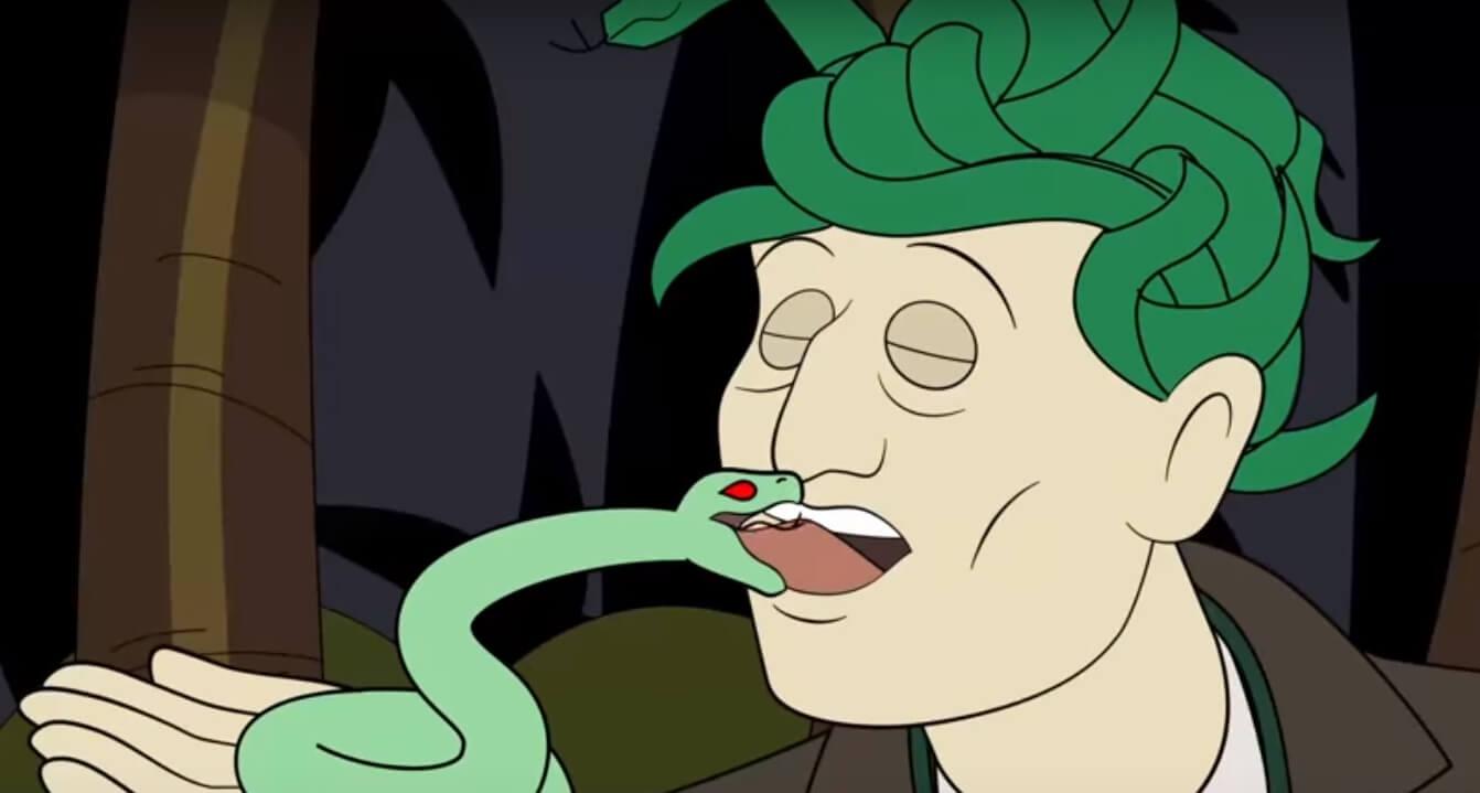 """""""Hot Streets"""": La nueva y demente serie animada de los creadores de """"Rick and Morty"""""""