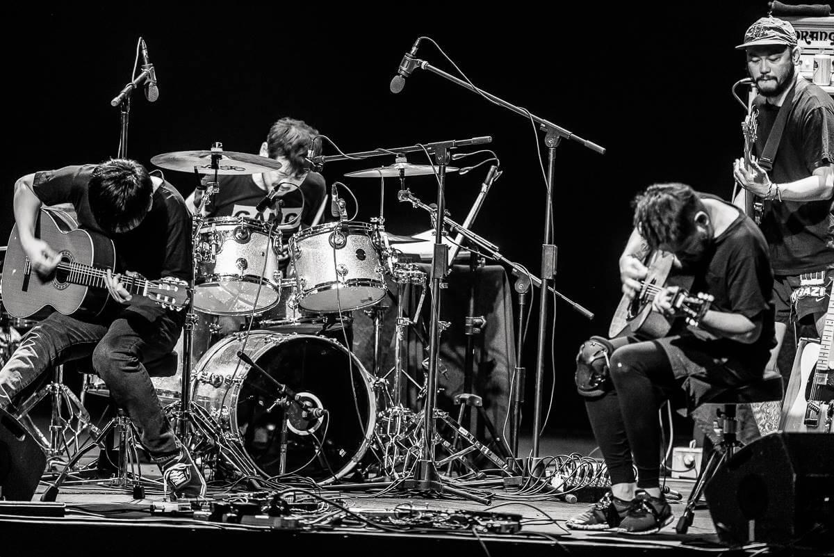 toe en Chile: Baile y post rock del otro lado del mundo
