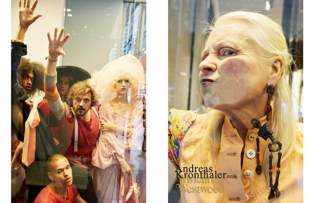 Vivienne Westwood / Spring '18. Fotografía: Juergen Teller