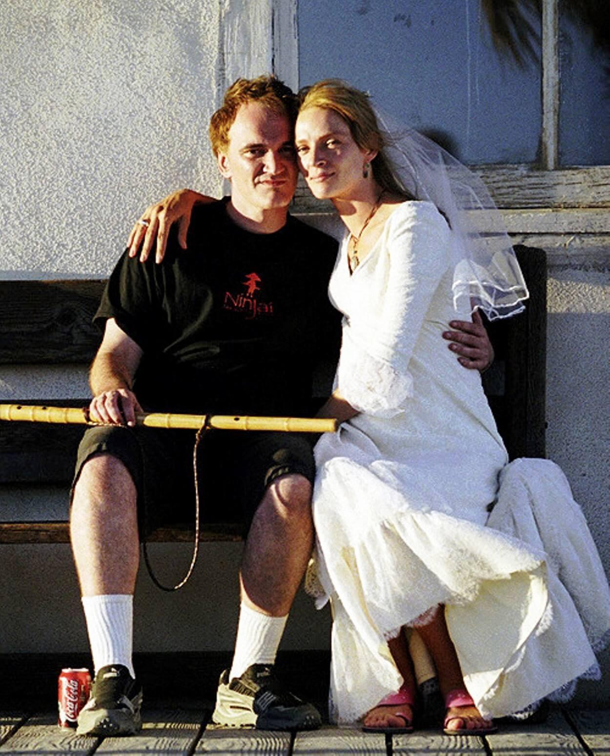 """Quentin Tarantino habla sobre el accidente de Uma Thurman en """"Kill Bill"""": """"Fue uno de mis errores más horrendos"""""""