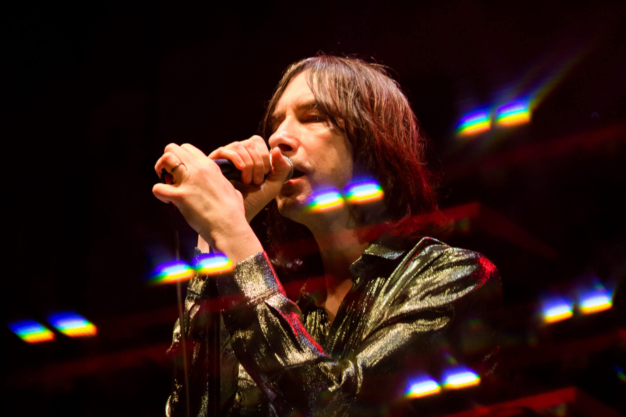 Primal Scream en Chile: Una irresistible excursión sonora