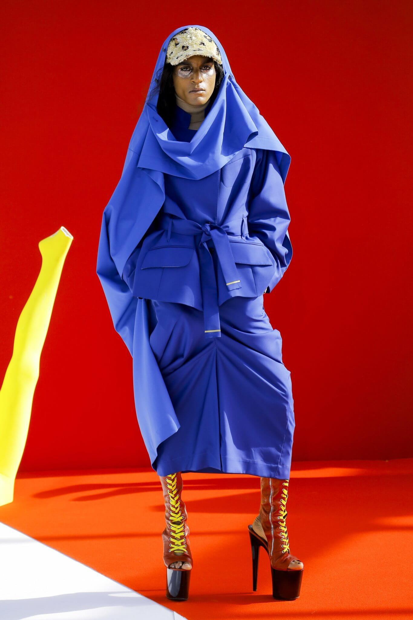 Andreas Kronthaler x Vivienne Westwood Aw 2018 / Paris Fashion Week. Fotografía: Luca Tombolini