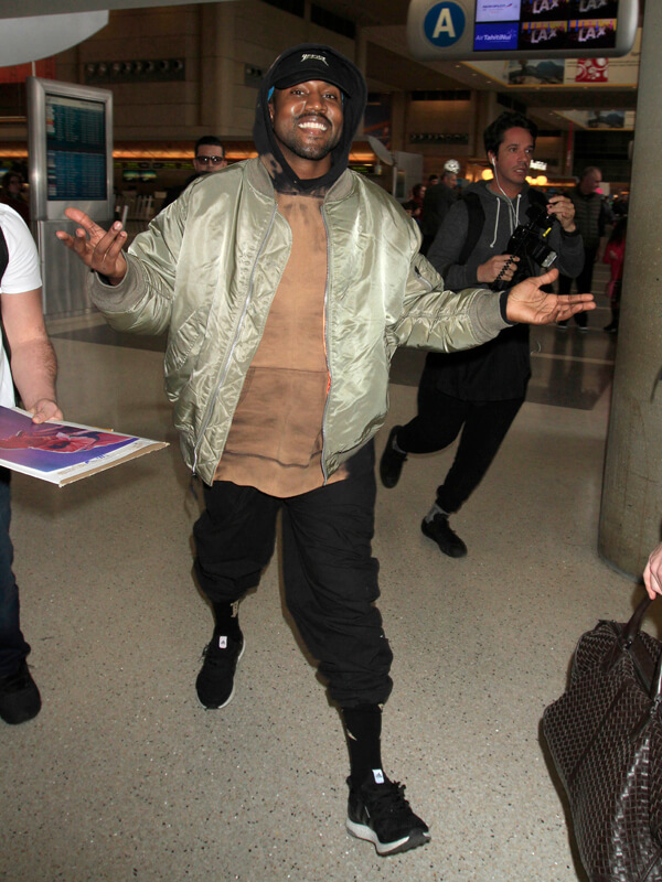 Así fue como Kanye West le quitó toda la ropa a Shia LaBeouf