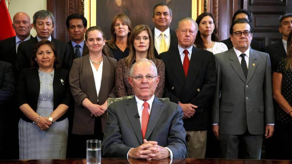 Todo lo que necesitas saber sobre la renuncia de Pedro Pablo Kuczynski, presidente de Perú