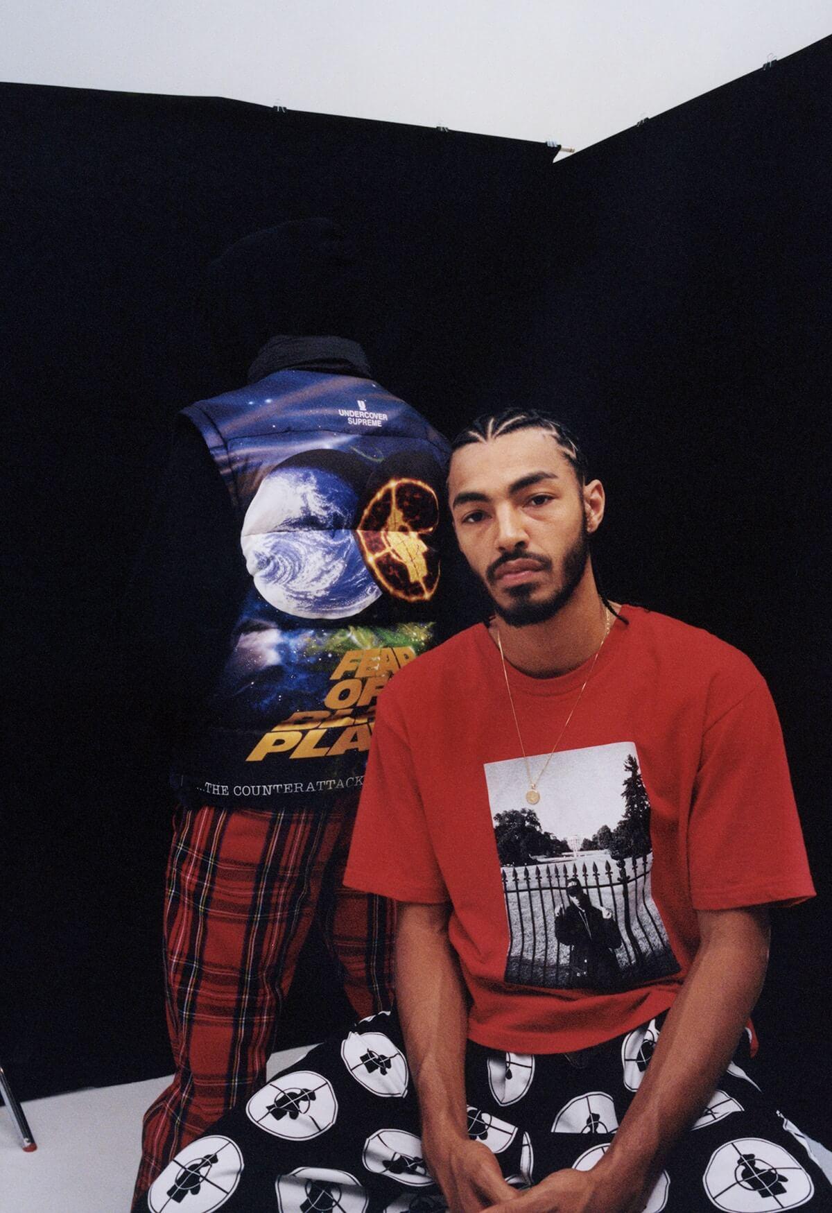 Supreme x Undercover x Public Enemy: Una colección streetwear llena de hip-hop y resistencia