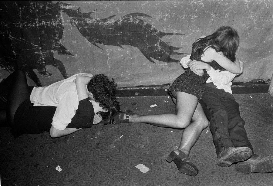 The Agony & The Ecstasy. Fotografía: Bob Carlos Clarke