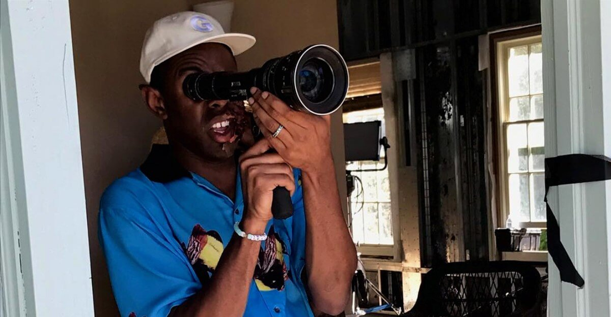 Tyler, the Creator. Fotografía: Planet Aviation