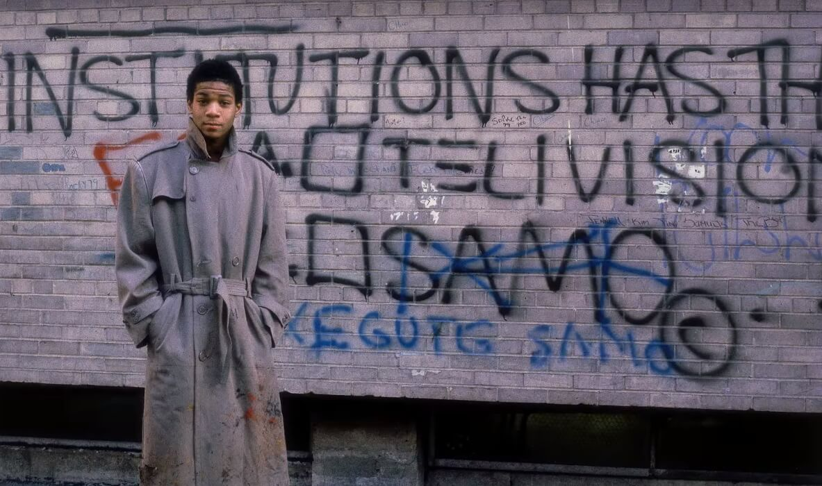 """Boom For Real"": El documental de Jean-Michel Basquiat que retrata su adolescencia artística y rebelde"