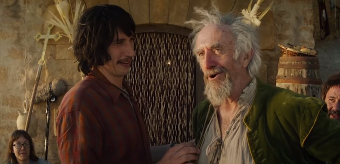 "Al fin llega el esperado trailer de ""The Man Who Killed Don Quixote"" de Terry Gilliam"