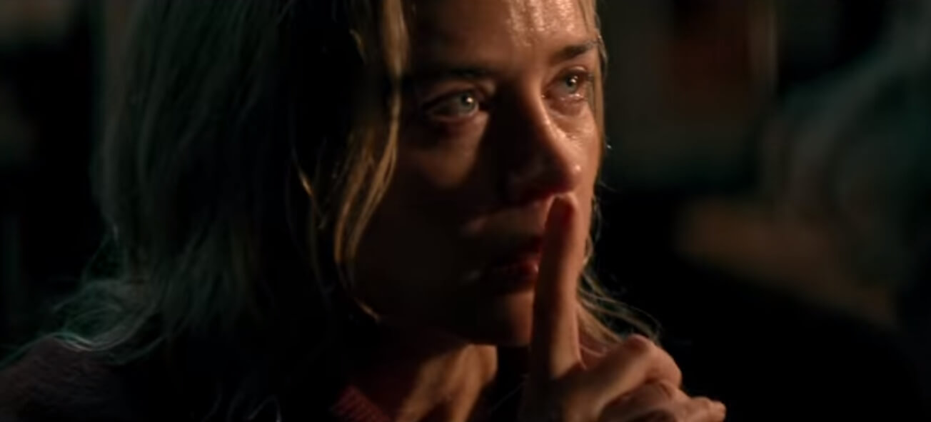 """Cuando veas el nuevo trailer de """"A Quiet Place"""", estarás tan asustado que no vas a querer ni respirar"""