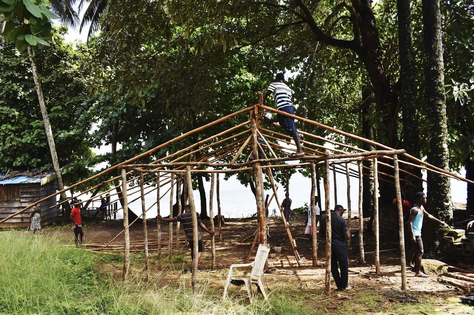 The Hut x Felipe Pantone. Fotografía: Apartial