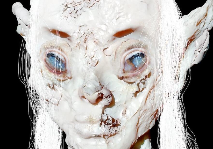 """Jesse Kanda, colaborador de Björk y Arca, lanza un nuevo EP: """"Luna"""""""