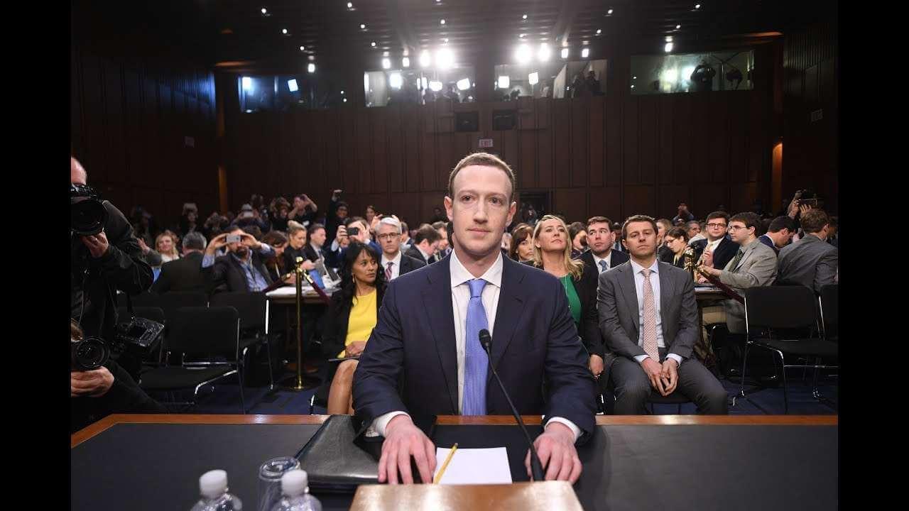 10 momentos importantes del testimonio de Mark Zuckerberg ante el Congreso de EE.UU.