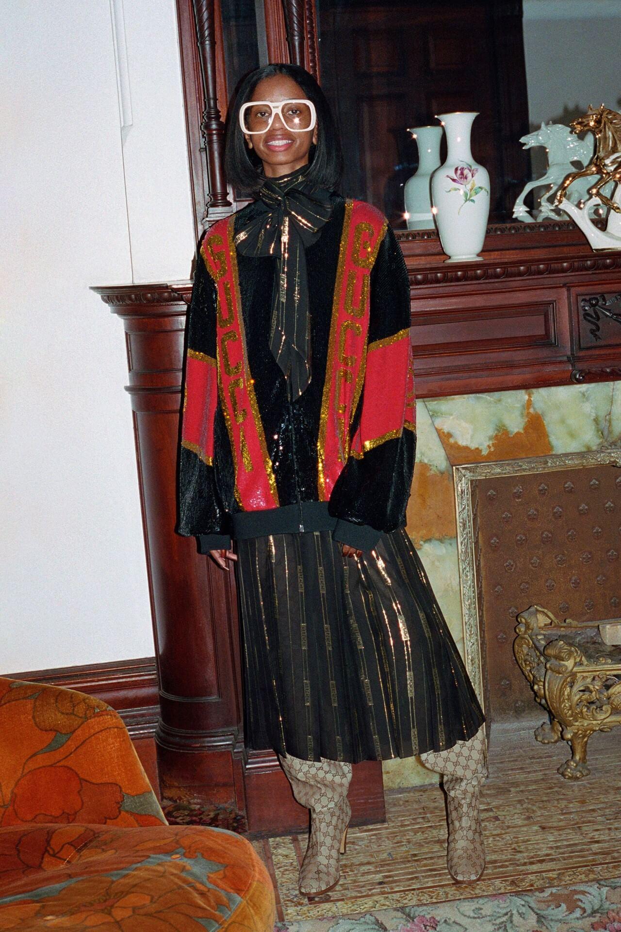 Gucci se va a Harlem con la nueva colección street glam del icónico Dapper Dan