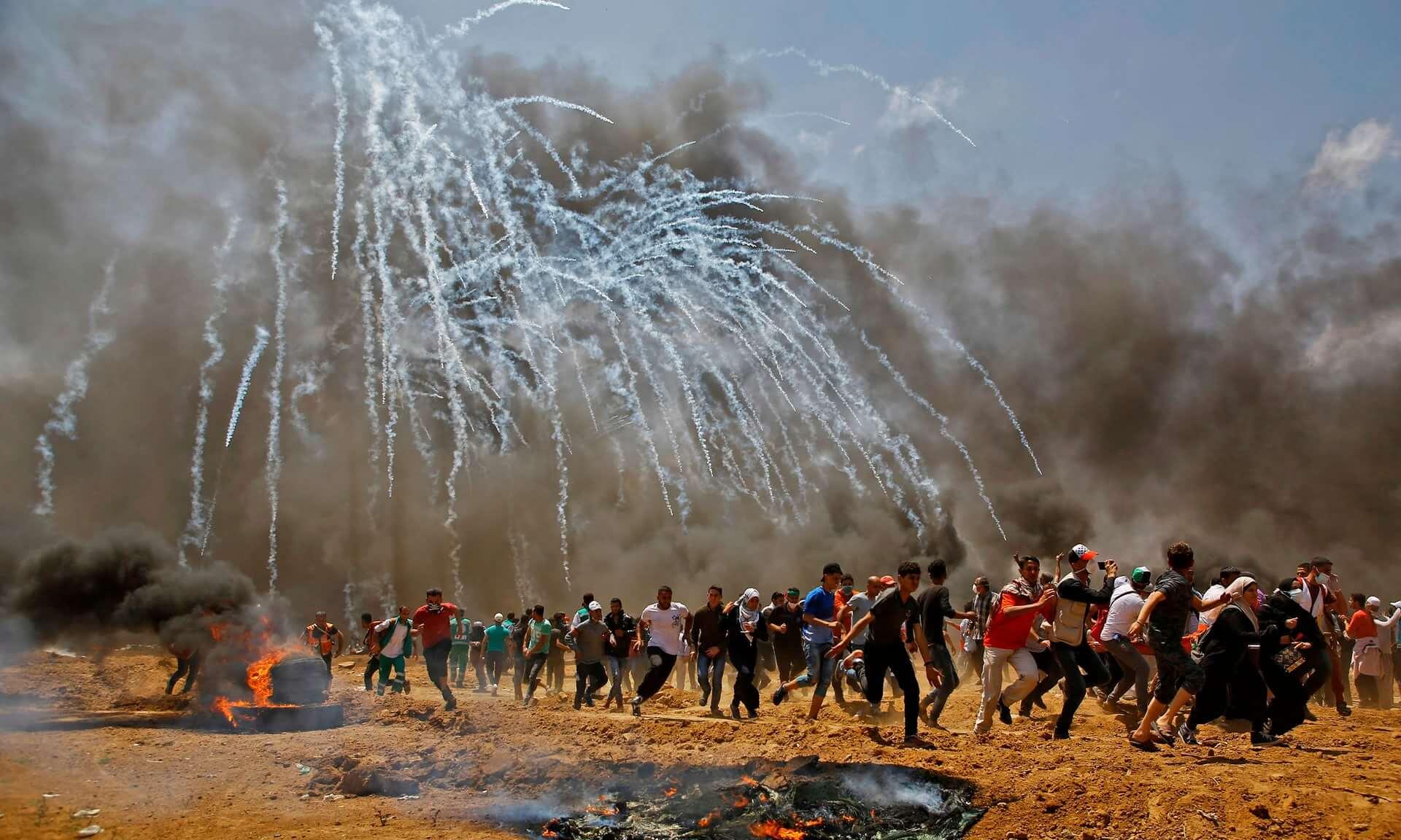 Gaza: Fuerzas israelíes matan a 41 palestinos durante protestas por embajada de EE.UU. en Jerusalén