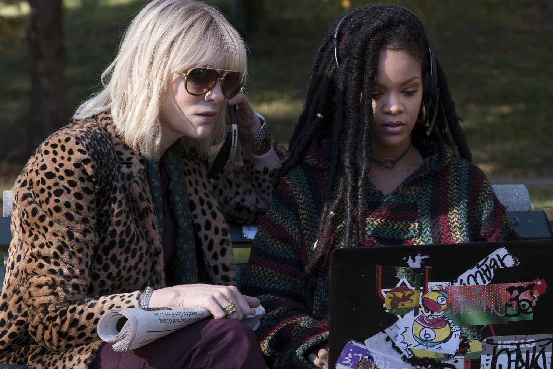 """""""Ocean's 8"""": El equipo criminal de Cate Blanchett y Rihanna son #squadgoals en este nuevo trailer"""