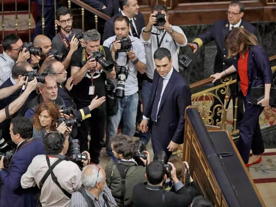Pedro Sánchez, nuevo presidente de España: así fue la caída de Mariano Rajoy