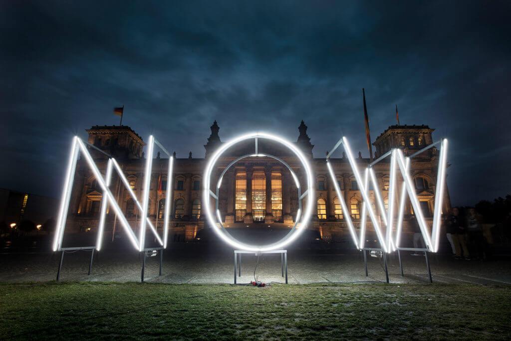 Este año, SCOPE Art Show está en alianza con el Urban Nation Museum de Berlín. Imagen: SCOPE Art Show Basel