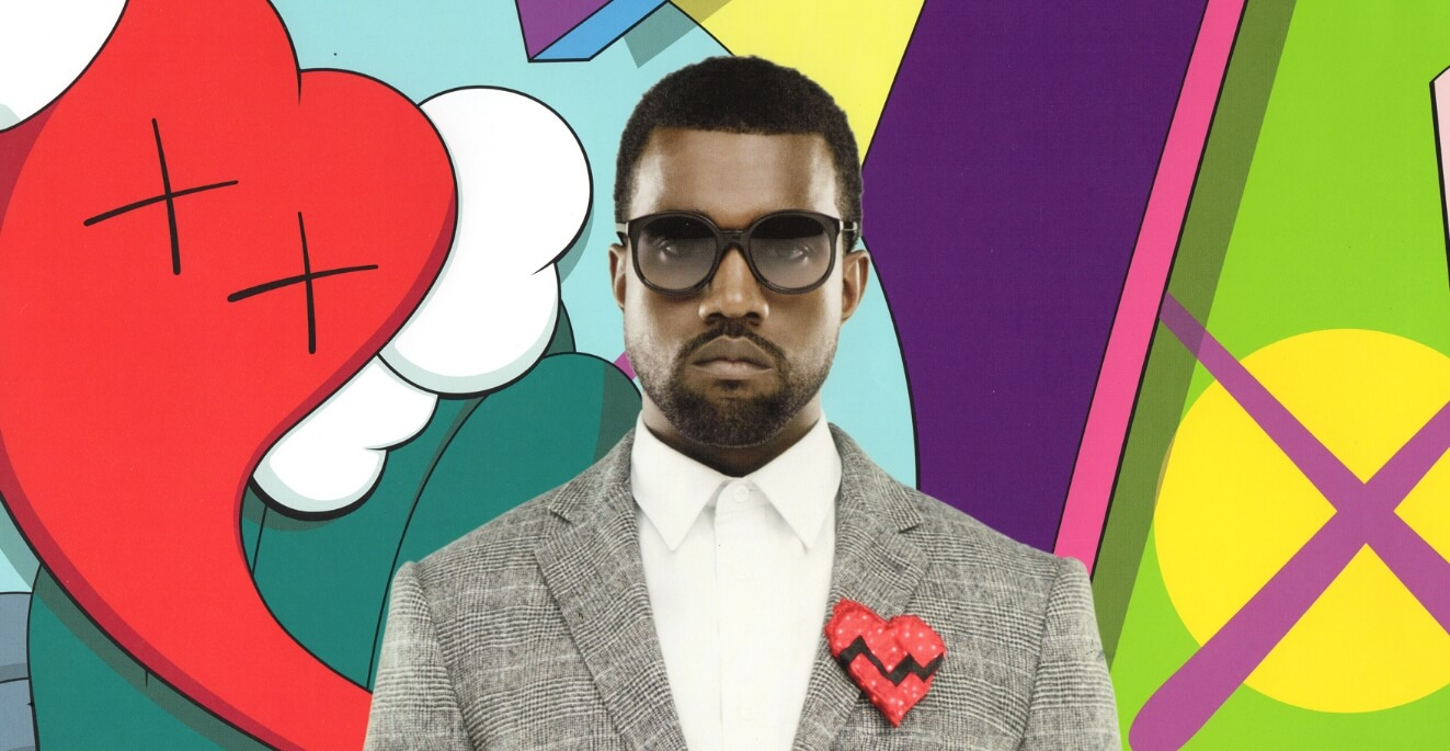 """808s & Heartbreak"" de Kanye West, el álbum que impulsó el new wave del hip hop con electopop y un corazón roto"