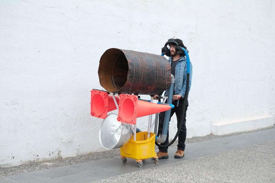 Antofagasta se vuelve Arte, Origen y Mito con la programación de SACO7