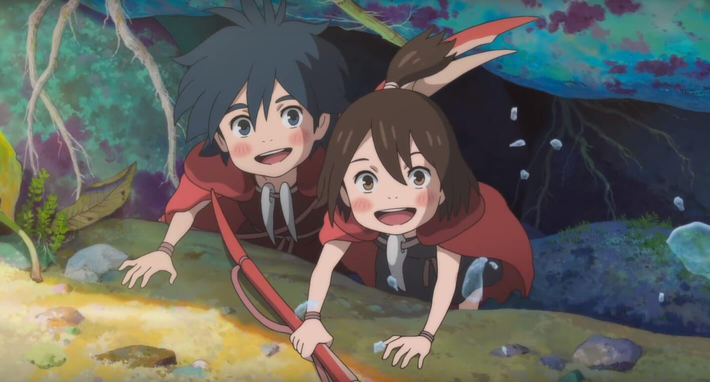 """""""Modest Heroes"""", la antología de animé de los ex animadores de Studio Ghibli"""