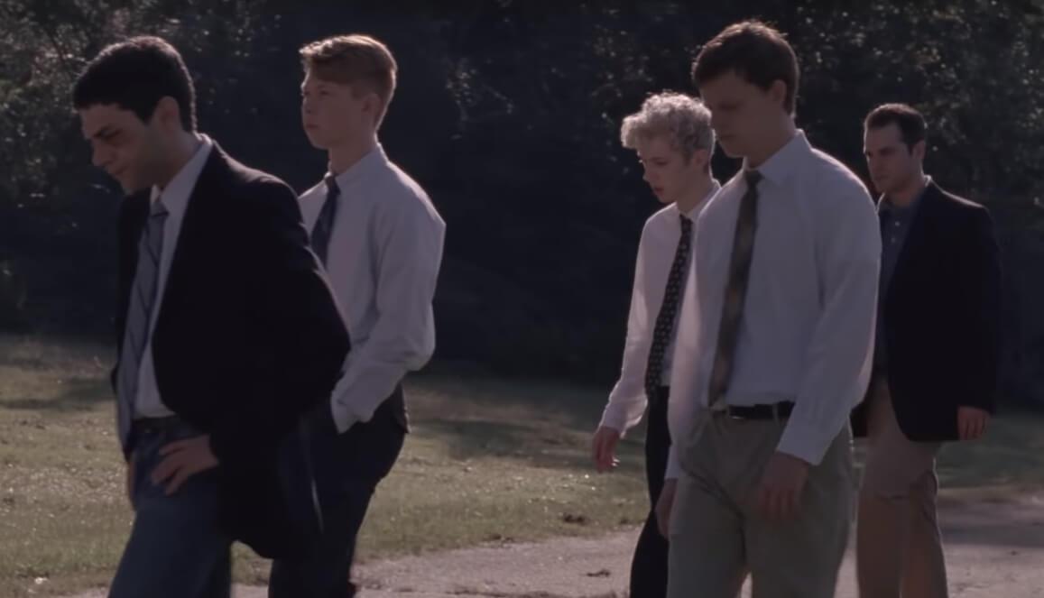 """""""Boy Erased"""": Xavier Dolan, Troye Sivan y Lucas Hedges luchan contra la homofobia en una terapia de conversión"""