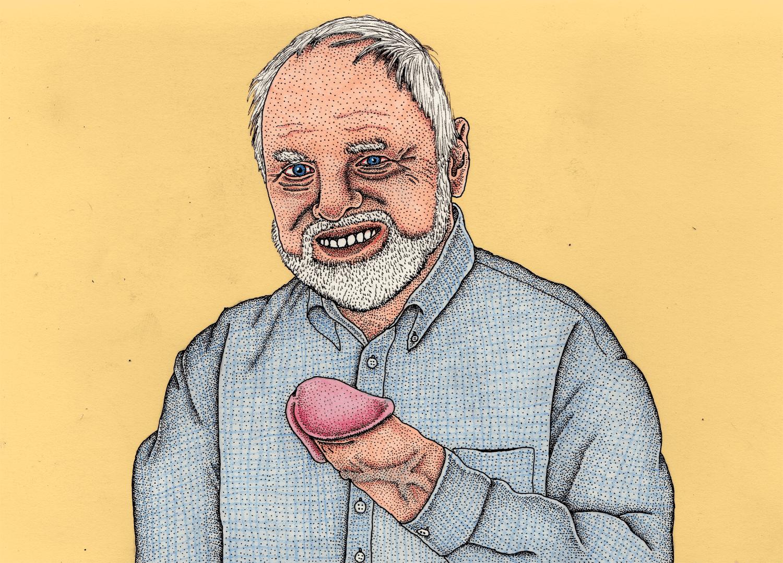Jim Nauseum: Ilustraciones perversas con humor grotesco y cultura pop retro