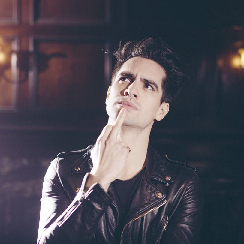 Brendon Urie de Panic! At The Disco se declara pansexual