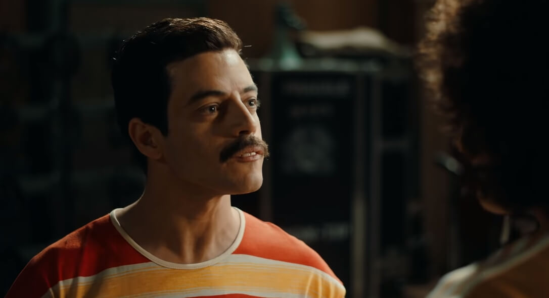 "El nuevo trailer de ""Bohemian Rhapsody"" con Rami Malek va a hacerte cantar ""We Are The Champions"""