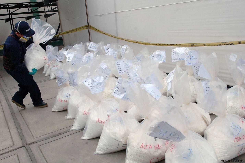 Colombia alcanza un nuevo récord en la producción de cocaína