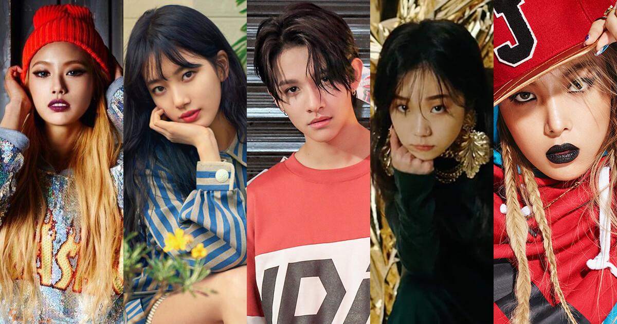 mor.bo radar: 5 artistas k-pop con los que vas a obsesionarte
