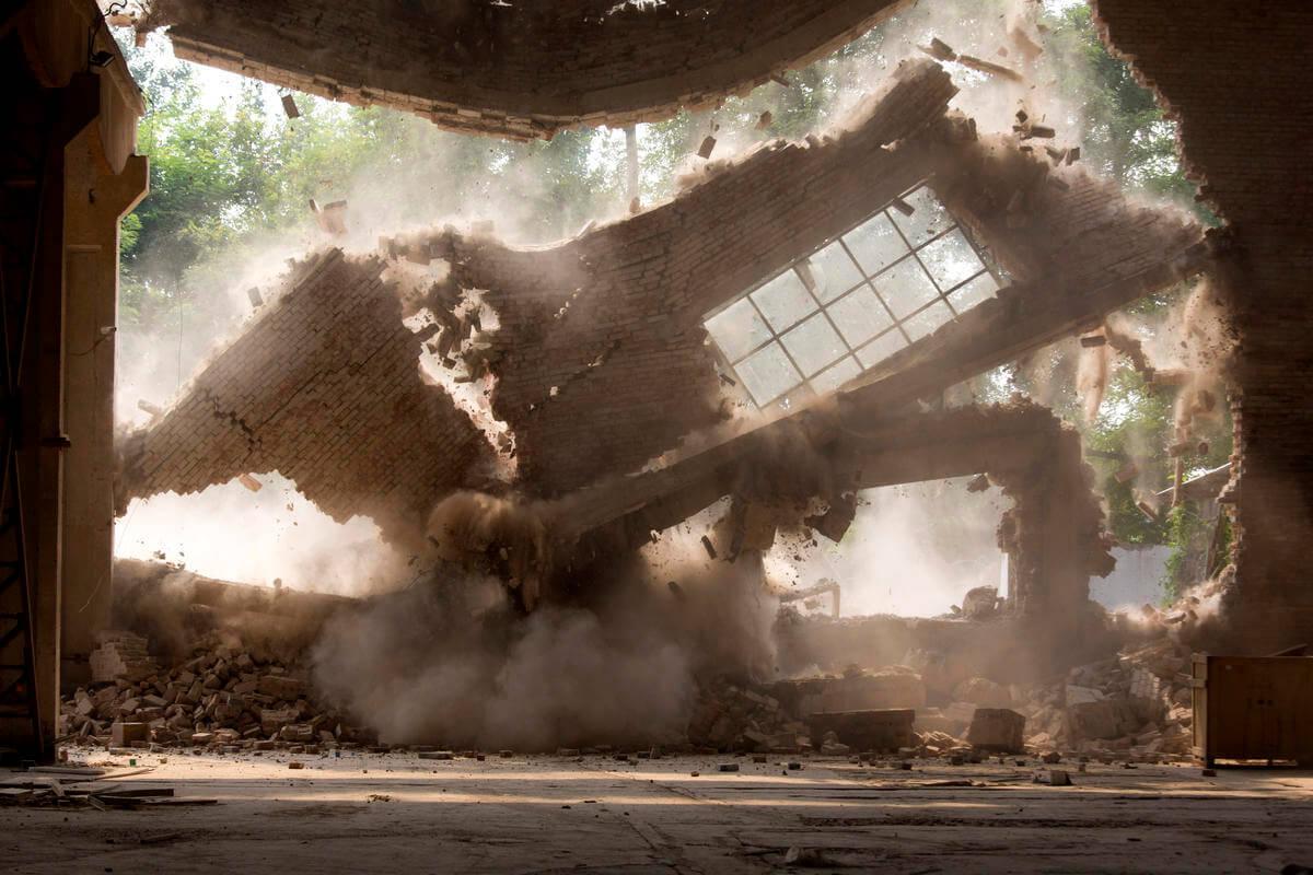 El estudio en Pekín del artista disidente Ai Weiwei fue destruido por el gobierno chino