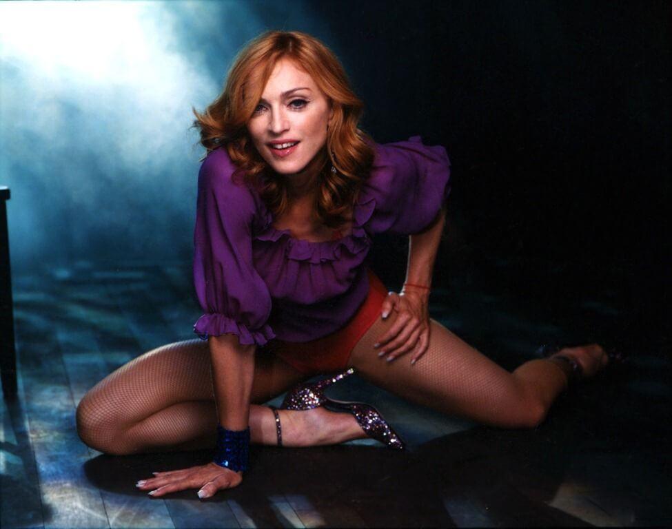 Madonna: Fotografía: Press