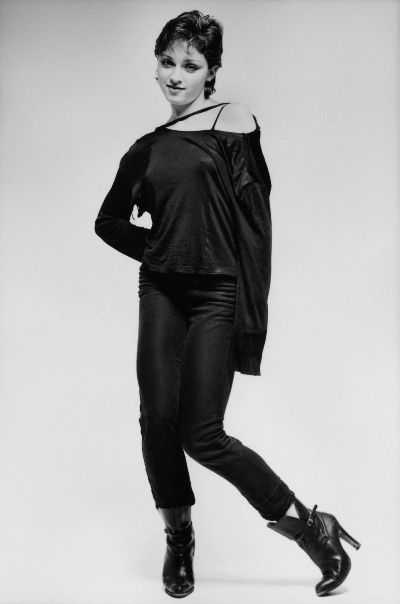 Madonna en 1979. Fotografía: Wenn