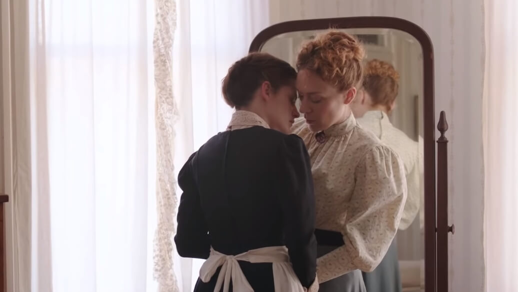 """""""Lizzie"""": Chloë Sevigny y Kristen Stewart son amantes y asesinas en este perturbador thriller"""