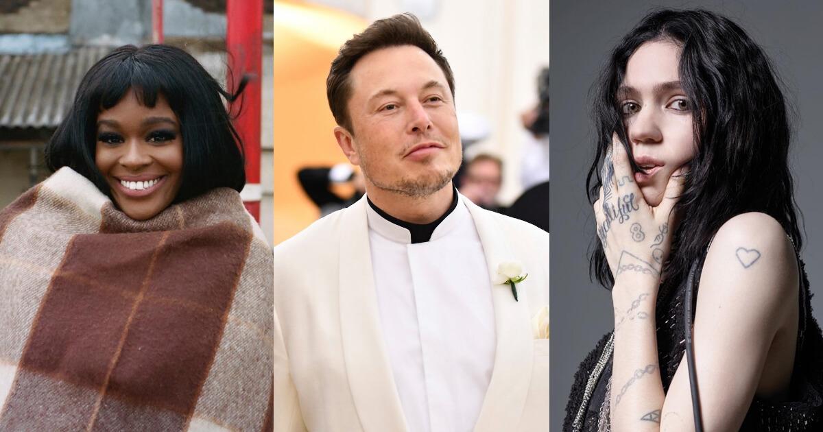 Azealia Banks y Grimes podrían terminar declarando en el caso de fraude de Elon Musk