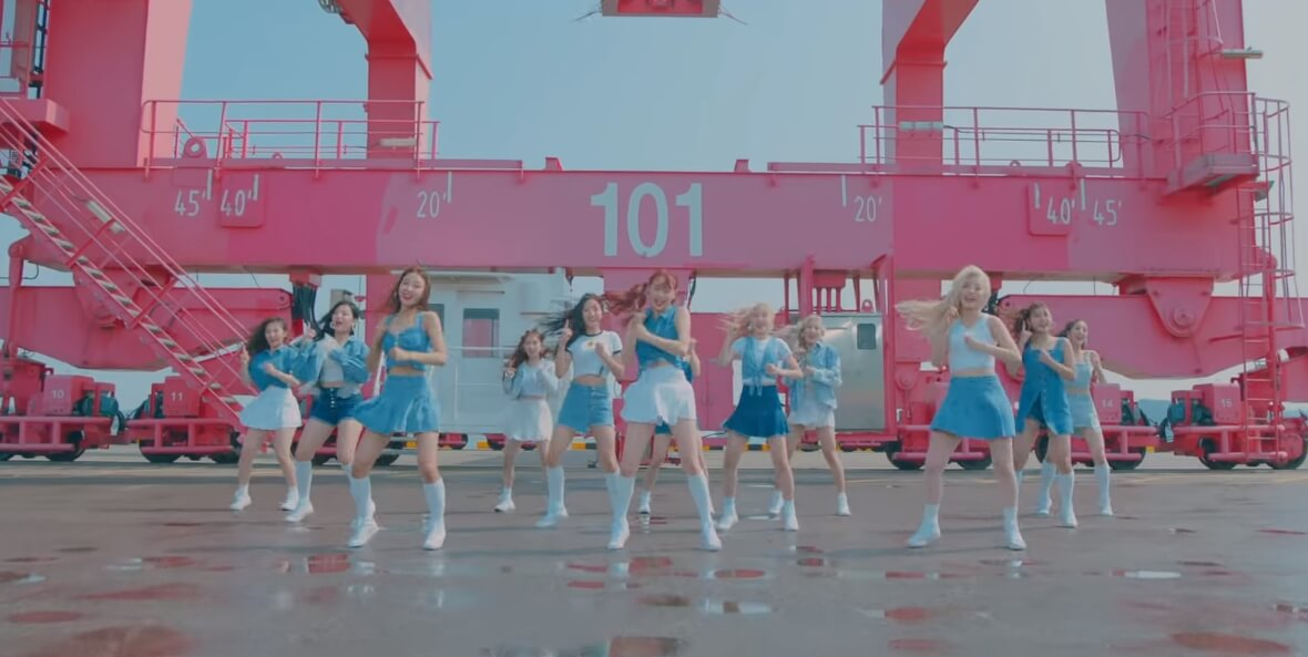 "LOOΠΔ son las electropop queens del k-pop en su nuevo y energético video ""Hi High"""