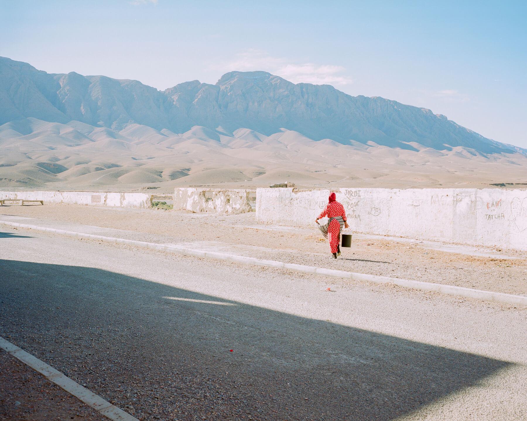 """Q&A con el fotógrafo Ignacio Bandera: """"Camino sin mirar los mapas"""""""
