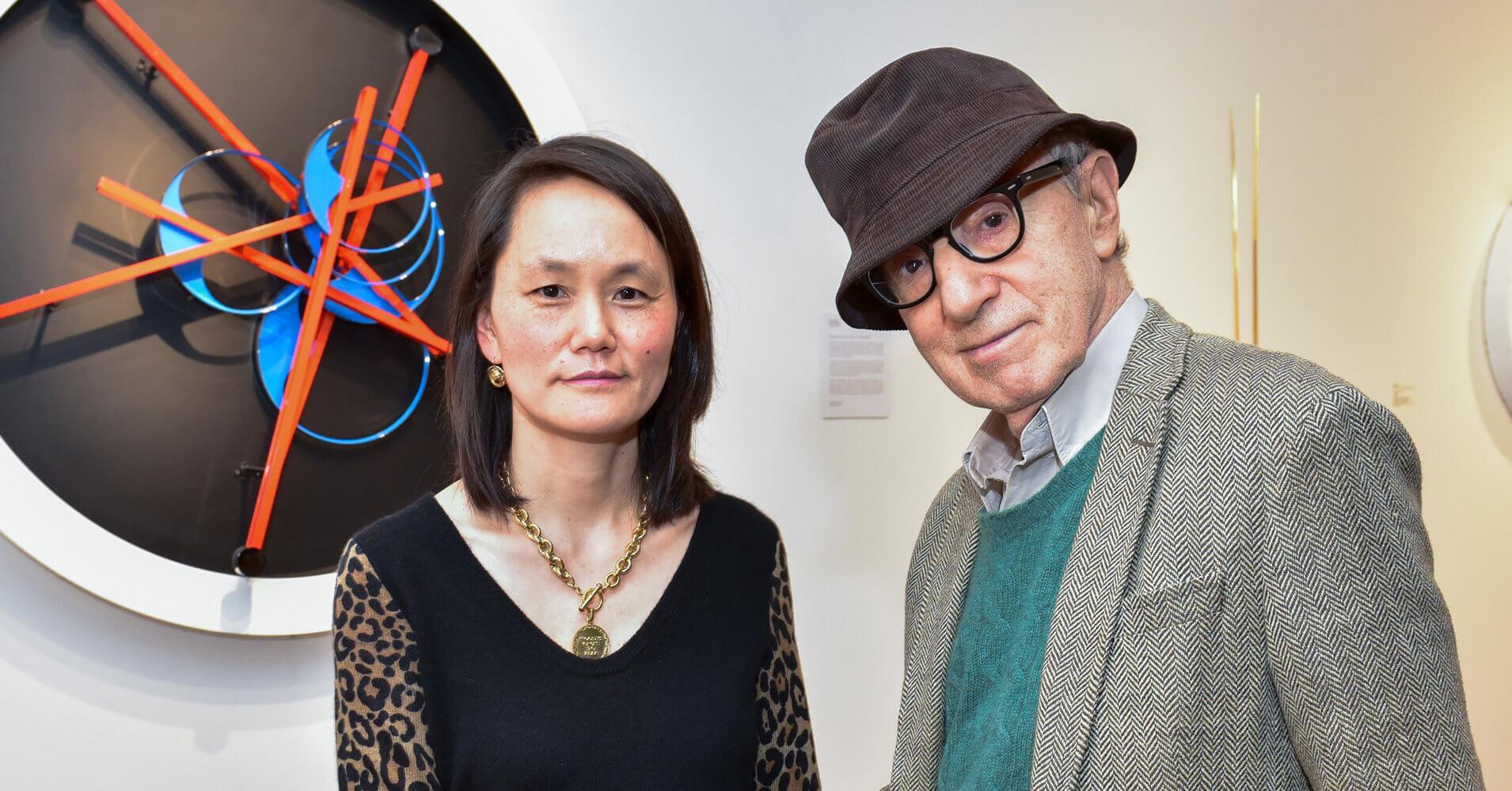 Soon-Yi Previn rompe el silencio sobre Woody Allen para defenderlo y acusar a Mia Farrow de abuso
