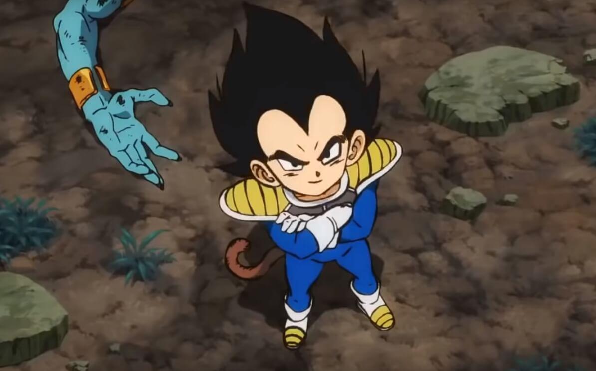 """El trailer de """"Dragon Ball Super: Broly"""" enfrenta a tres poderosos saiyans en una nueva historia"""