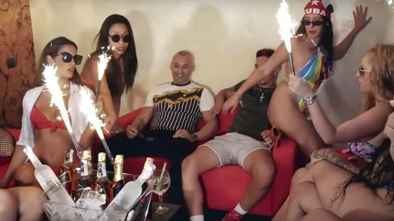 """""""El Castaña"""": El narco español prófugo que terminó preso por salir en un video de reggaetón"""