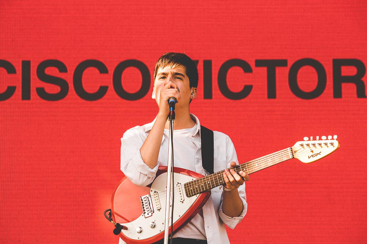 Campo Abierto, una celebración del pop alternativo con maestría escénica