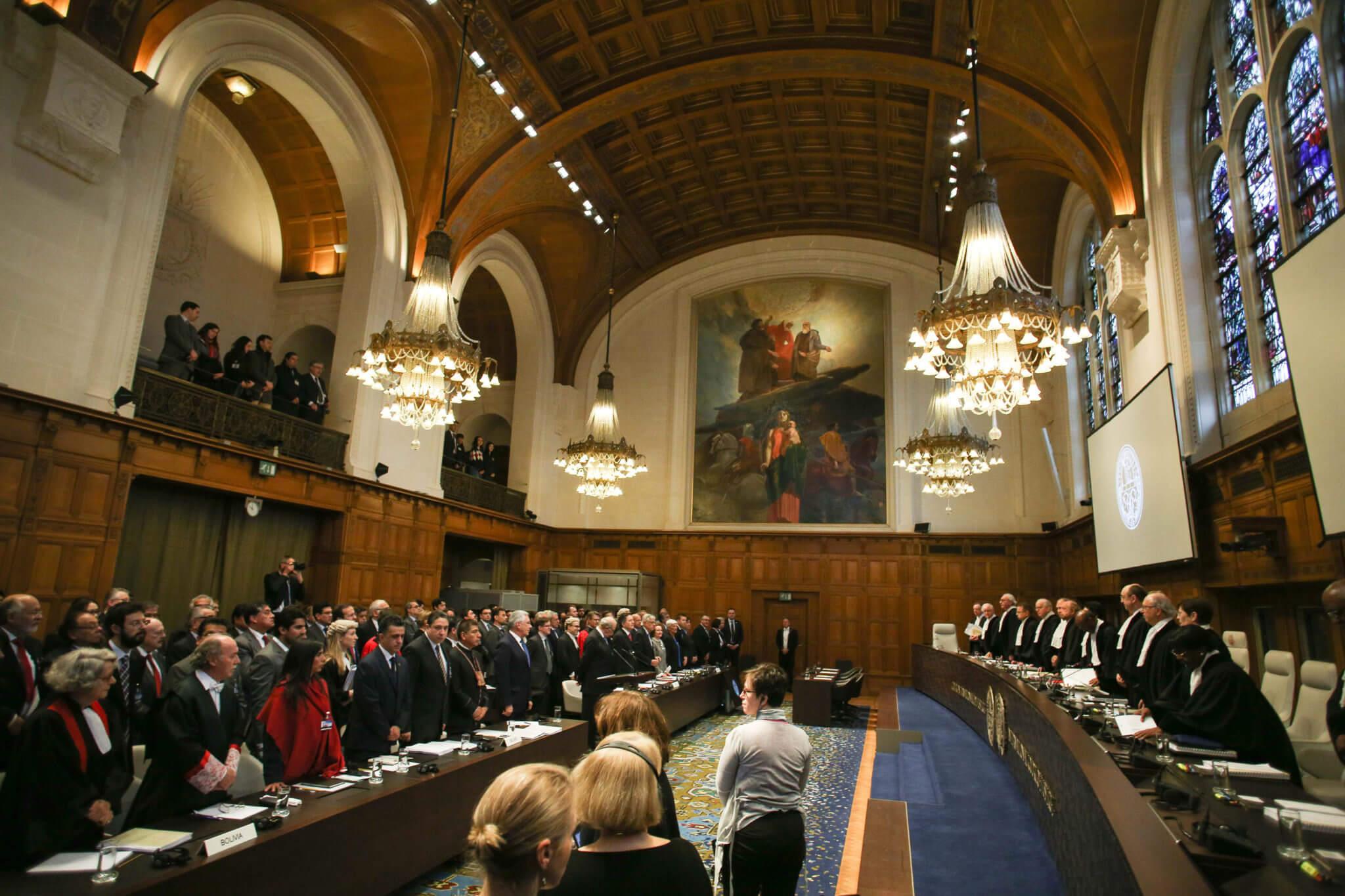 Corte de La Haya favorece a Chile: No hay argumentos para acceso marítimo de Bolivia