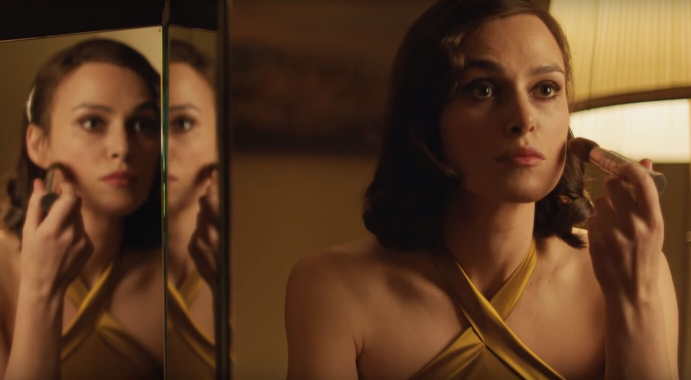 """""""The Aftermath"""": Keira Knightley tiene un tórrido affair en este intenso drama de post-guerra"""